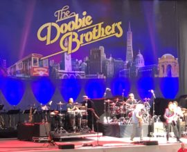 Doobie Brothers in JAX 2018